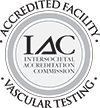 VeinNevada accredited by IAC in vascular testing, reno nevada